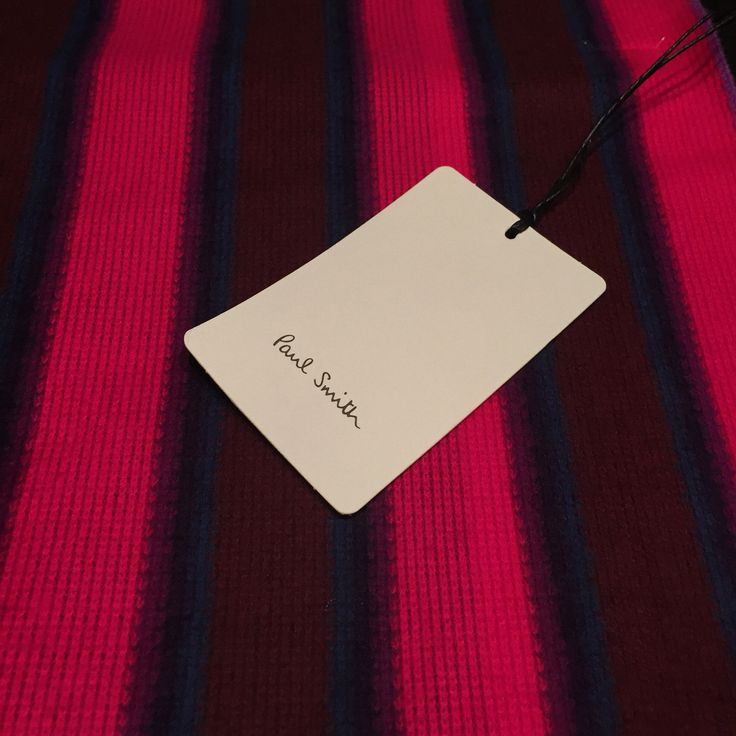 Necktie from Paul Smith