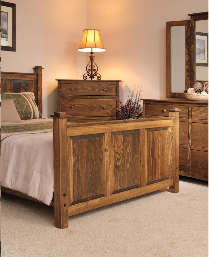 Best 25 Wood Bedroom Sets Ideas On Pinterest  Wood Bedroom Endearing Wood Bedroom Sets Inspiration