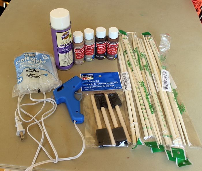 This is all you need to make wands!!