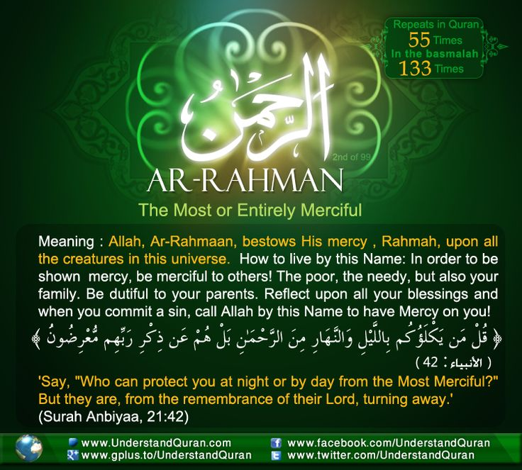 99 Names Of Allah Written – Daily Motivational Quotes