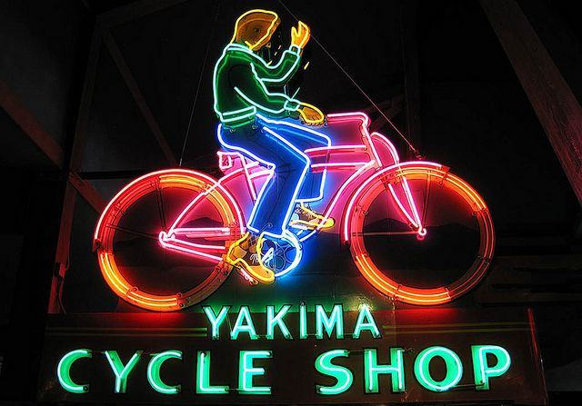 Neon Sign by Simon d.g., via Flickr