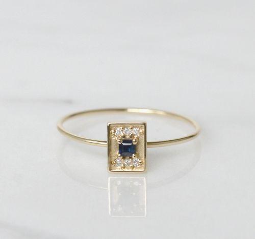 Presea square ring : Mederu