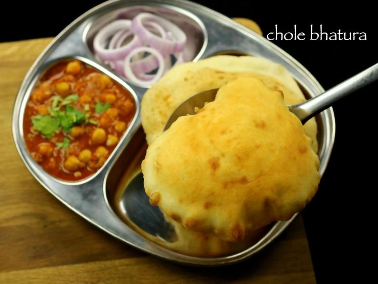 Hebbar S Kitchen Bhatura Recipe Video
