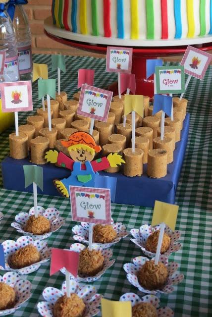 Comidas Festa Junina!!!