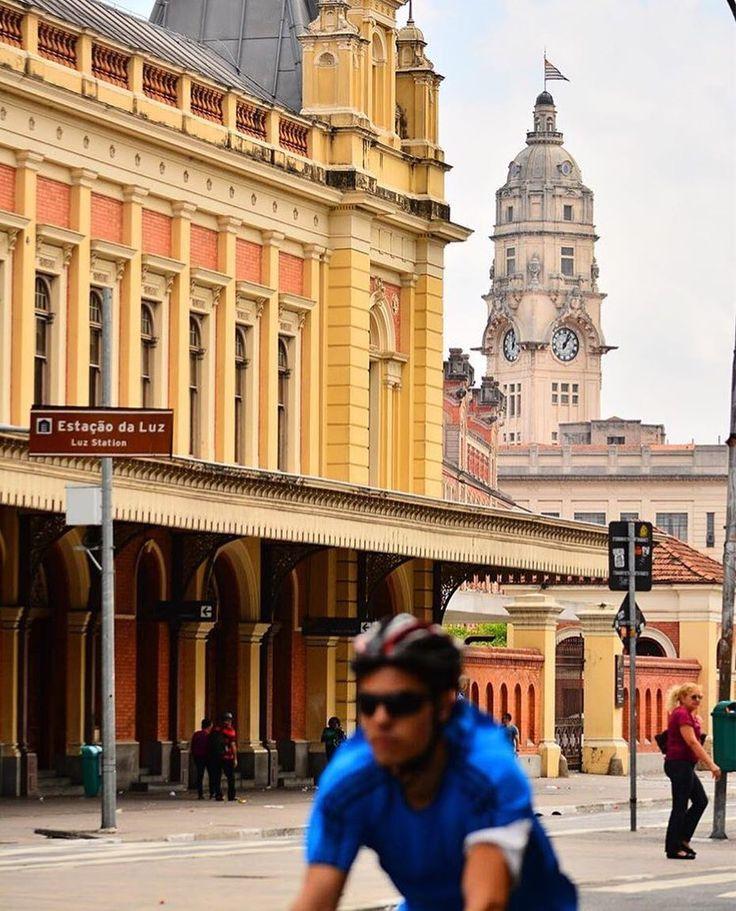 A estação ferroviária da Luz foi aberta ao público em 1901. Suas instalações ocuparam 7.500 metros quadrados do Jardim da Luz e foi construída pela São Paulo Railway Company com estruturas trazidas da Inglaterra que copiam o Big Ben e a Abadia de Westminster. A Estação da Luz é a principal prova da importância e do desenvolvimento que a cultura do café - que exigia o aumento da malha ferroviária para o escoamento do produto da região de Jundiaí para o porto de Santos - trouxe não só para a…