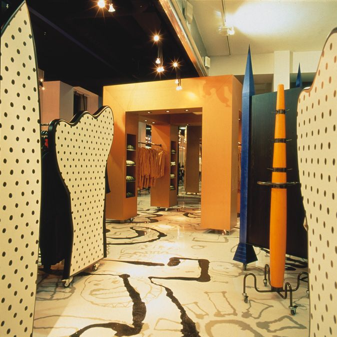 Примеры декора - Tikkurila   Промышленные покрытия   Бетонные полы   Декоративные эффекты   Примеры декора