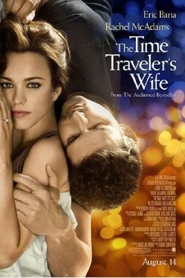 The Time Traveler's Wife. I cried like a baby when I saw this movie.