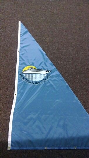 nylon flags and banners