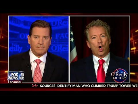 BREAKING: Hillary Clinton Will Be in Jail by TOMORROW if Rand Paul Is Right…