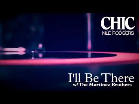 """CHIC feat. NILE RODGERS - I'll Be There (12"""" Single Vocal Extended) 2015"""