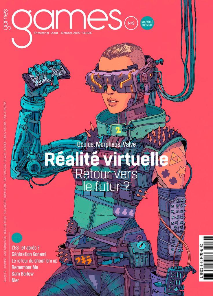 Sortie en kiosque de Games Magazine nouvelle formule