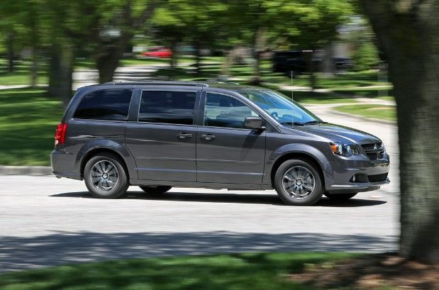 2020 Dodge Grand Caravan Changes