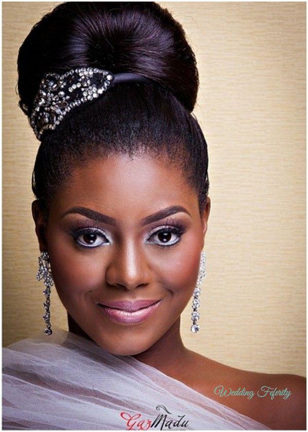 41 Wedding Hairstyle Nigeria