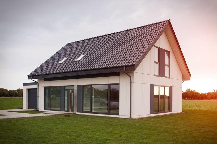 Innowacyjny dom pasywny :) Źródło: http://domy.procyon.com.pl/