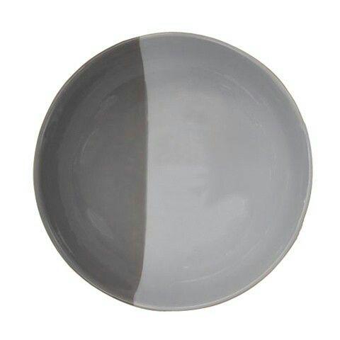 Spliced Salad Bowl - Grey $5.00