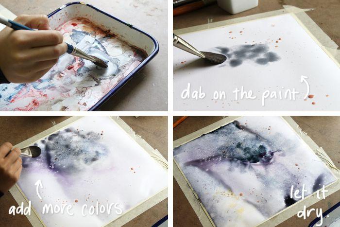galaxy prints or stationary - moorea seal