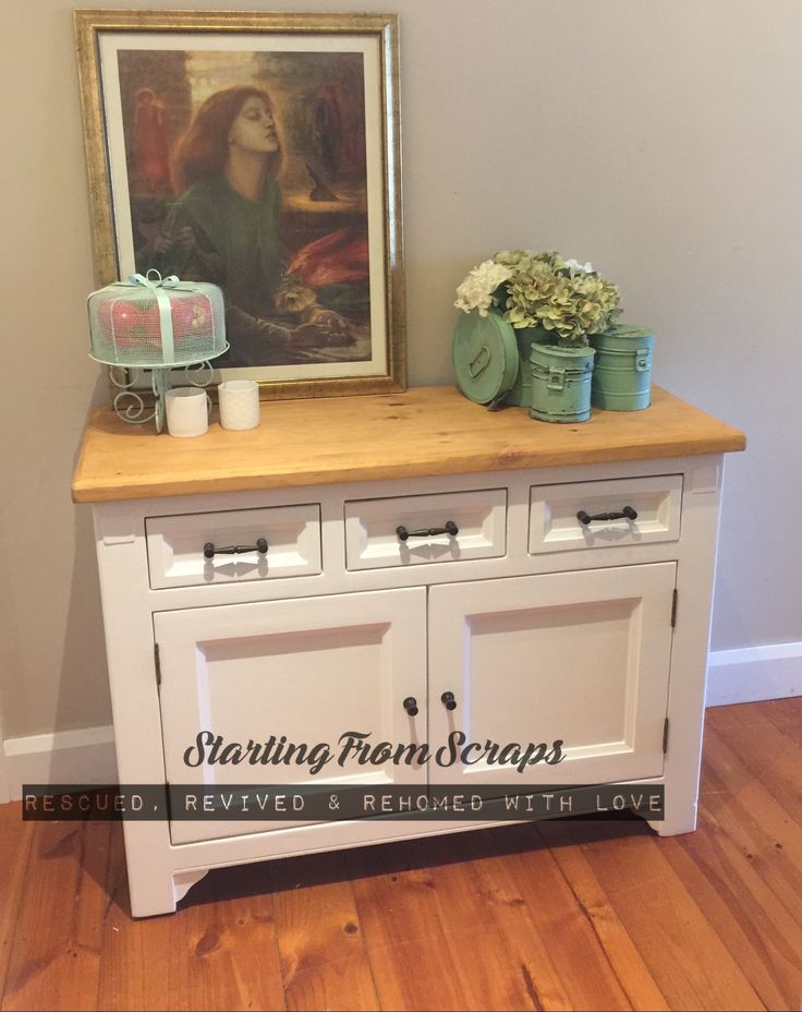 Modern Country Sideboard
