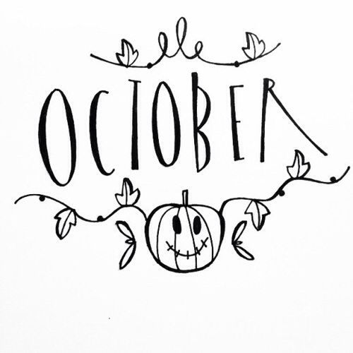 ❤ my favorite month ❤ can't wait for Halloween and taking alaina out.