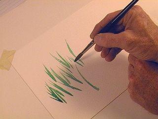 chrome hearts website 6 Secret Brush Skills for Watercolor Painters   Wrist Flick