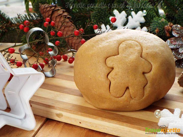 Pasta Pan di zenzero  #ricette #food #recipes