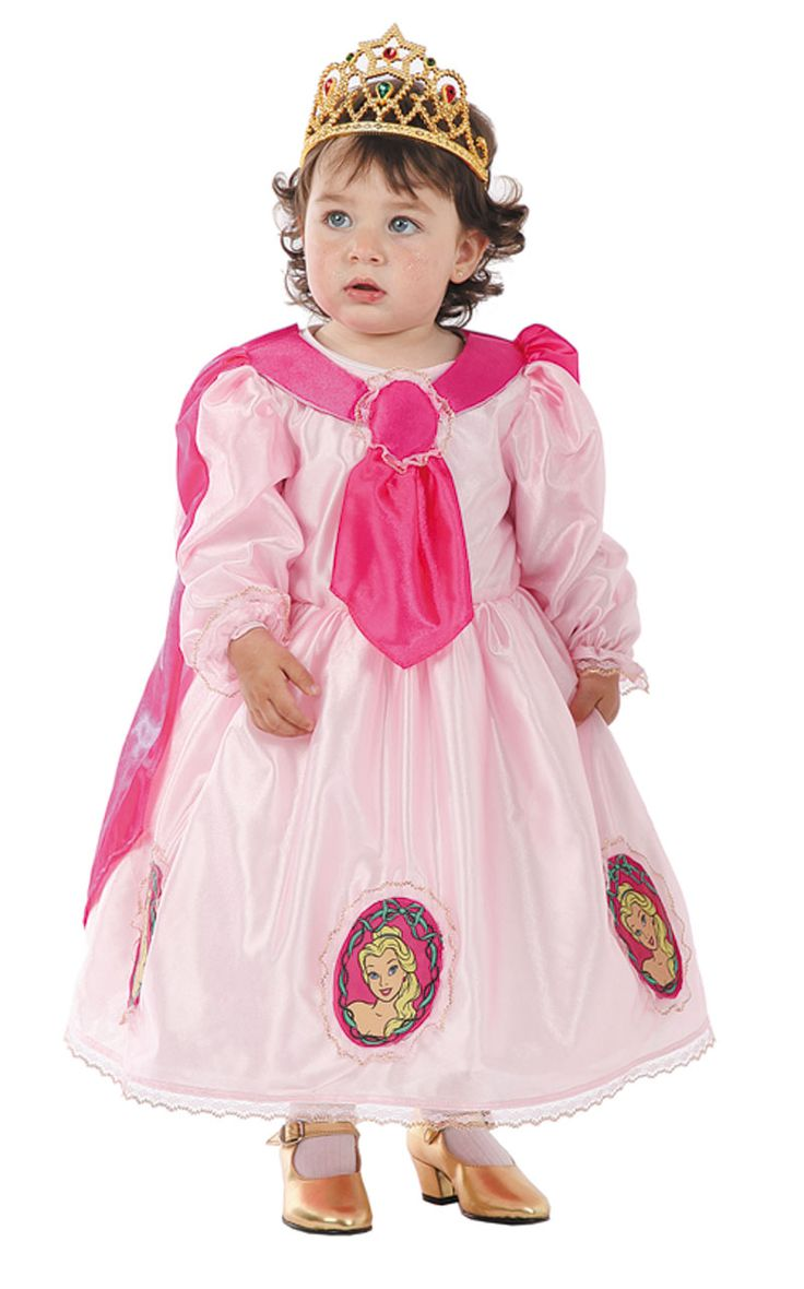 Disfracesmimo disfraz de princesa rosa bebe varias tallas - Disfraces para bebes nina ...