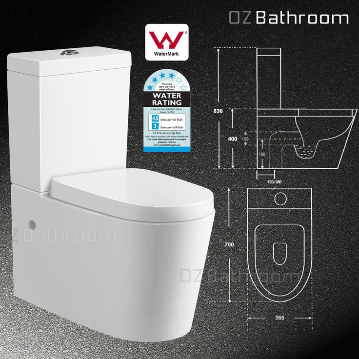 $239 NEW TOILET SUITE Designer BACK TO WALL FACED CLOSE COUPLED SOFT CLOSE TL-02  | eBay