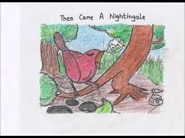 Image result for the frog and the nightingale comic creation