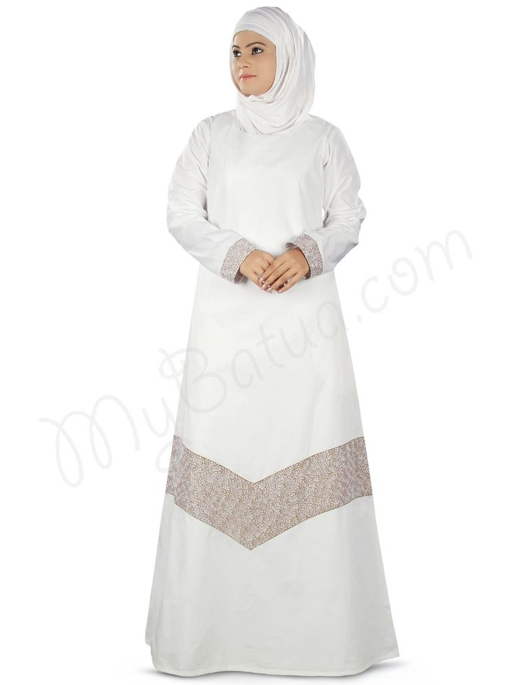 simple abaya design