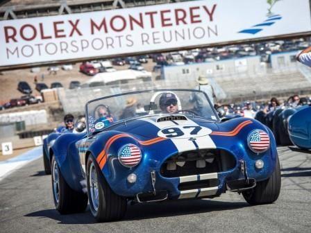 Rolex Monterey Motorsports Reunion.