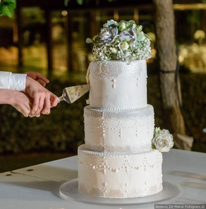Oltre 25 fantastiche idee su torte nuziali a piani su for Piani di fattoria bianca