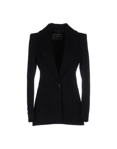 #Fausto puglisi giacca donna Nero  ad Euro 609.00 in #Fausto puglisi #Donna abiti e giacche giacche