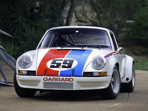 Porsche 911 Carrera RSR Coupe (901) '72–75