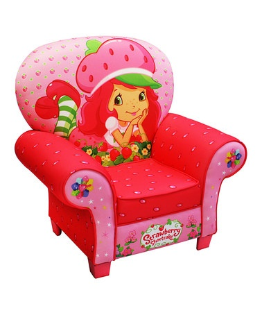 take a look at this strawberry shortcake chair by familiar favorites kidsu0027 furniture on