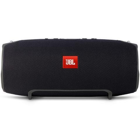 JBL Xtreme Portable Bluetooth Speaker Black - Front view
