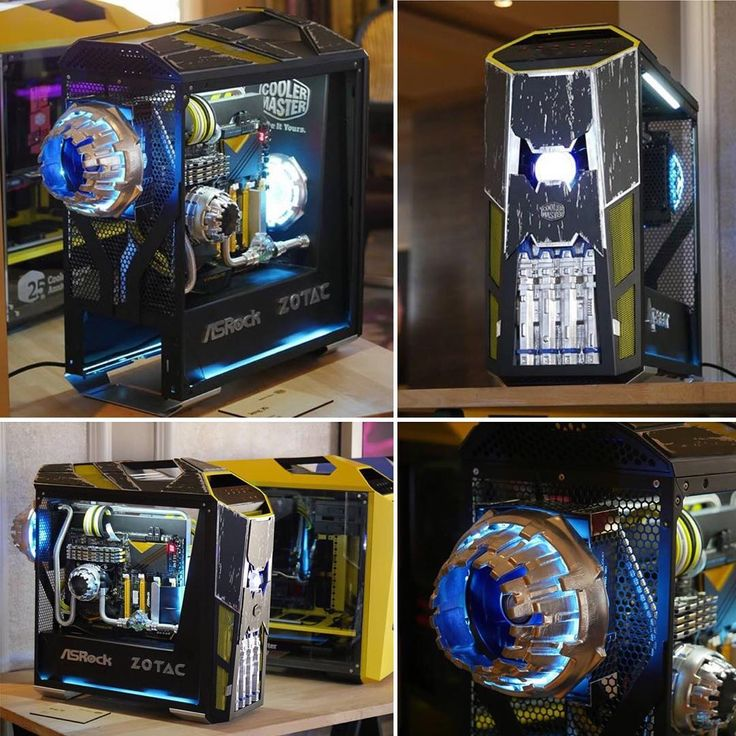 coolermasterIsn't it freaking awesome! Check out this mod Jeng Ki made that's displayed at our CES suite. #CES2017 #rigs