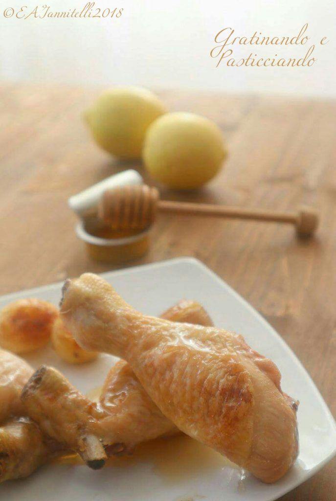 Pollo al miele ricette veloci