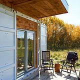 Modern Huts is a custom shipping container home builder in Calgary, AB. We also specialize in DIY Tiny Home Kits, Pop-Up Retail Shops and Commercial Structures.