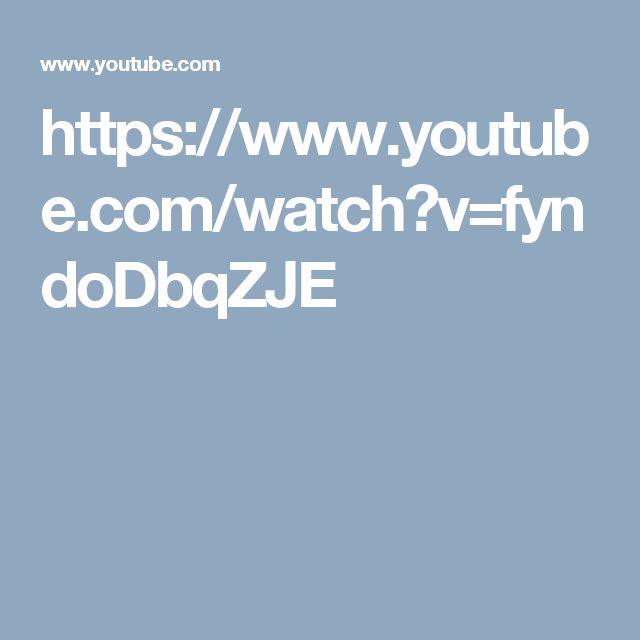 https://www.youtube.com/watch?v=fyndoDbqZJE