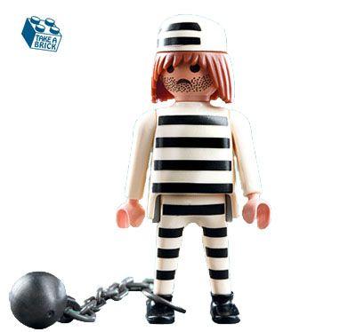 Playmobil Figure Serie 2 Prisoner