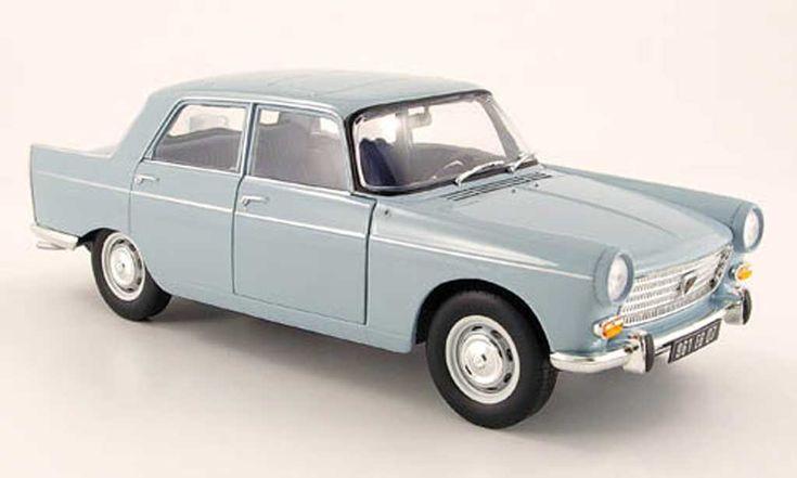 Peugeot 404 Berlin Blue