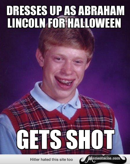 Bad Luck Brian: ... | HAHAHAHAHAHA | Pinterest