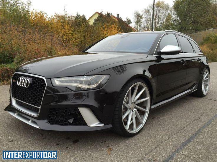 Audi RS6 4.0 TFSI quattro HuD Akcyza VAT23%