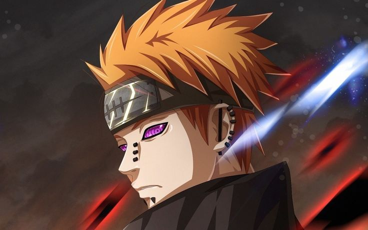 17 best ideas about pain naruto on pinterest naruto - Anime face wallpaper ...