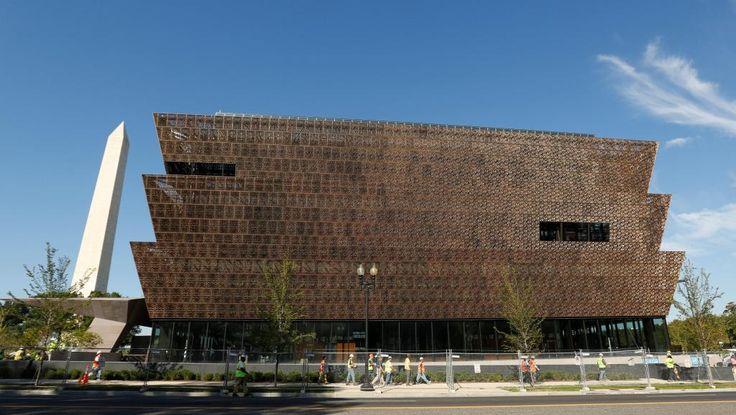 USA: Le Musée de l'histoire afro-américaine à Washington, DC