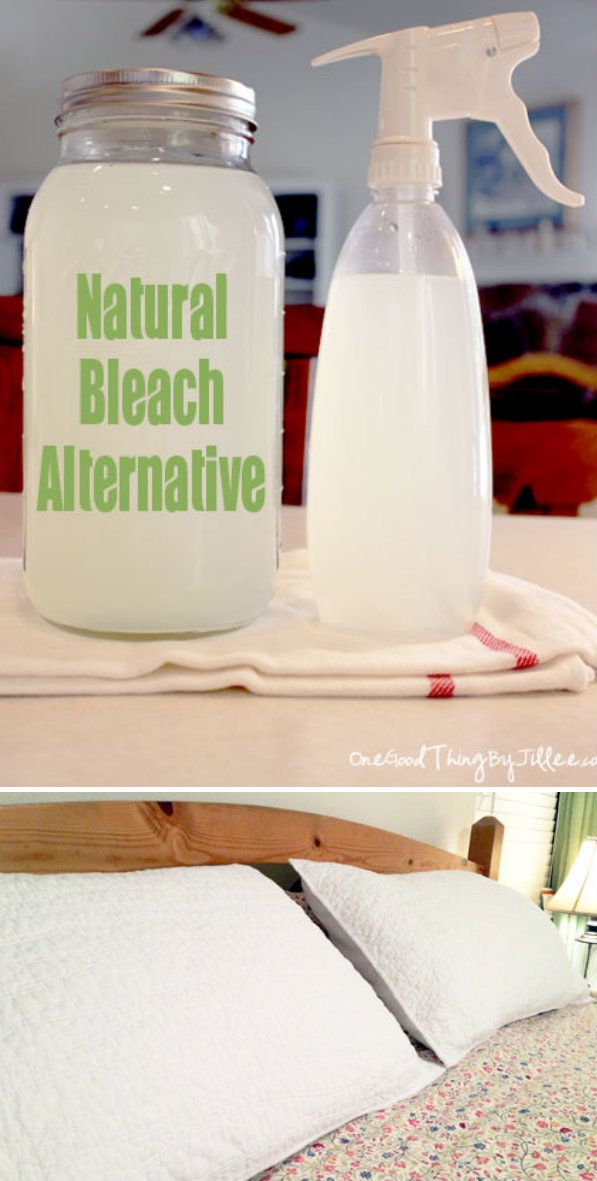 Natural Bleach Cleaner