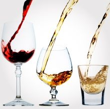 Cheers to a healthy lifestyle! Limit alcohol and don't overdo. Start a trend, be aware of what and how much you ...