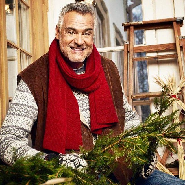 Ernst Kirchsteiger ❤️ Scandinavian Christmas • Jul • Jul med Ernst