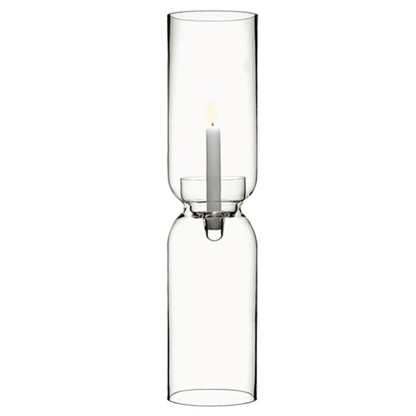 Lantern 600 mm, clear. Harri Koskinen is a versatile Finnish designer who studied at the Lahti Institute of Design and at the University of Art and Design in Helsinki.