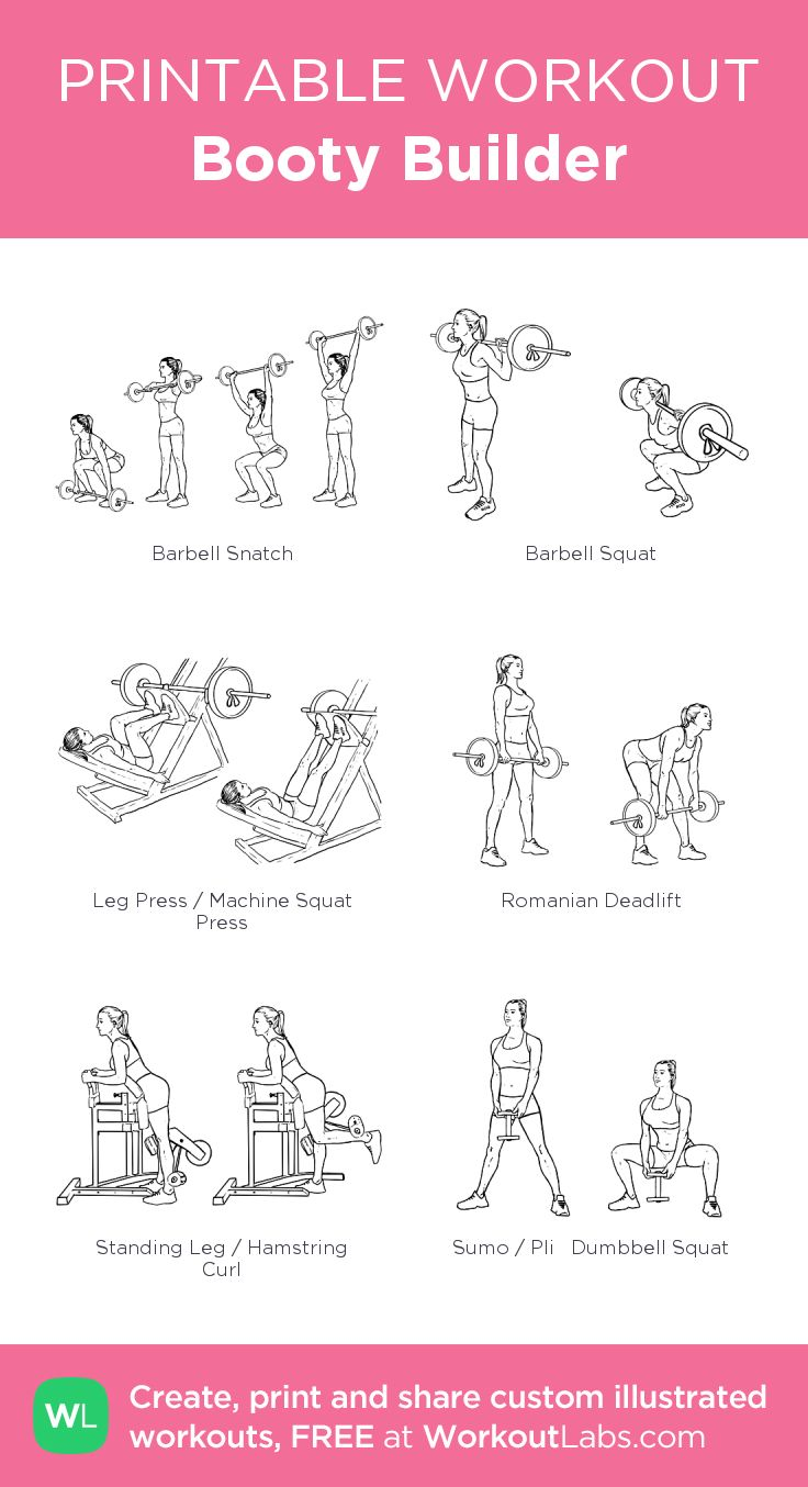 Booty Builder My Visual Workout Created At Workoutlabs -3487