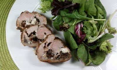 Stuffed Pork Tenderloin Two Ways